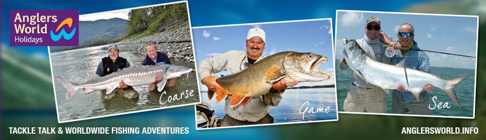 Anglers World Info