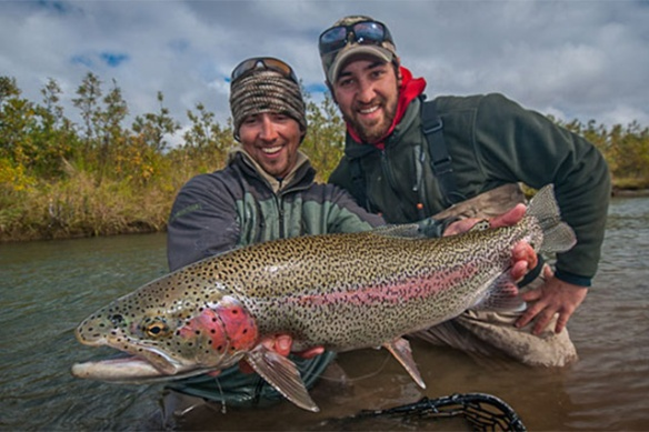 Alaska West Big Rainbow Trout