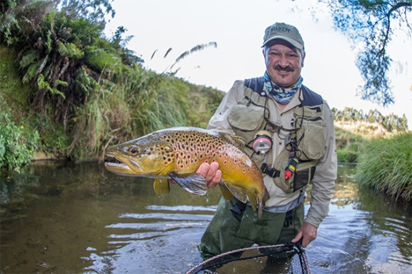 New Zealand Brown Trout John Horsey